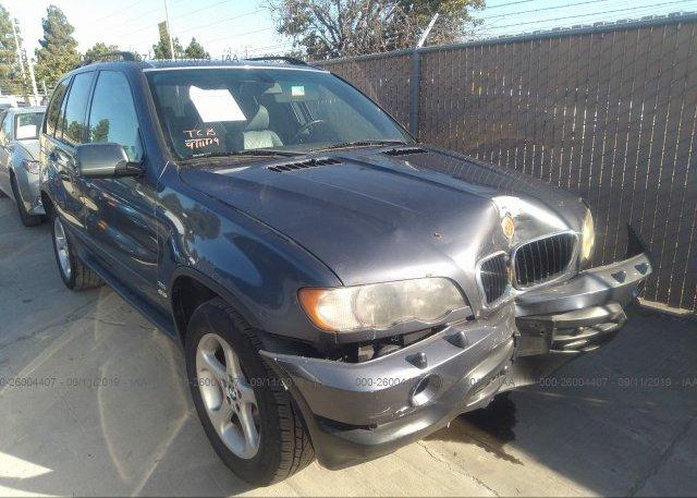 Inventory #958672507 2003 BMW X5