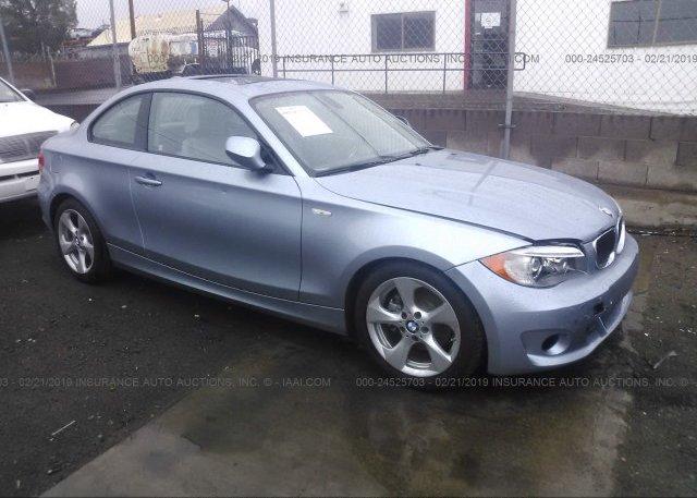 Inventory #301573491 2012 BMW 128