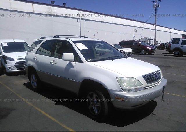 Inventory #462555511 2001 Lexus RX