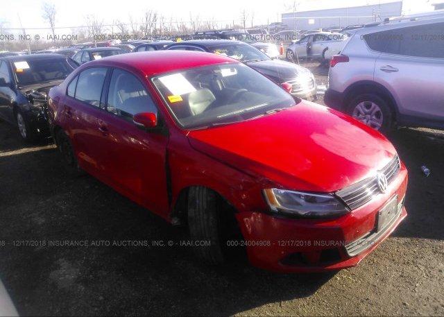 Inventory #599448082 2012 Volkswagen JETTA