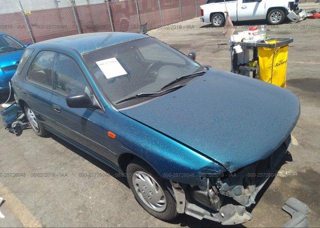 Inventory #696616760 1993 Subaru IMPREZA