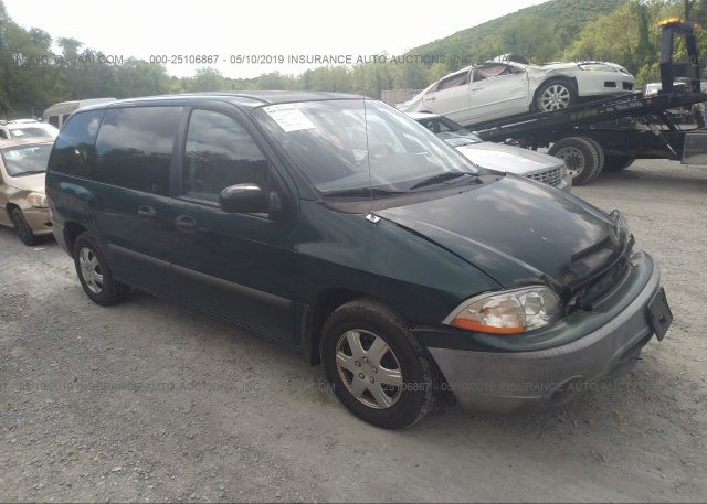 Inventory #860424320 2001 FORD WINDSTAR