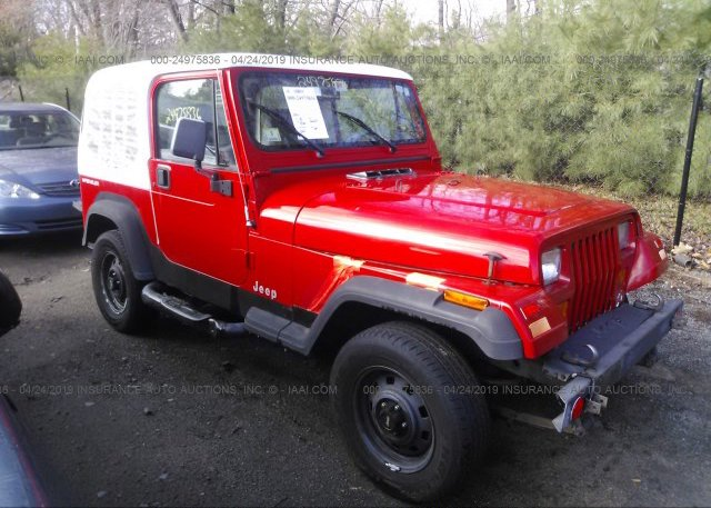 Bidding Ended On 1j4fy19p9rp467862 Salvage Jeep Wrangler Yj At