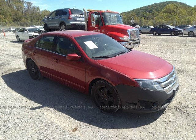 Inventory #622699938 2010 FORD FUSION