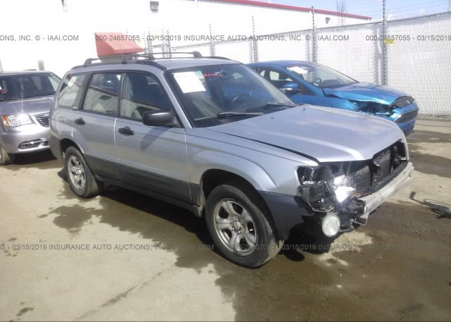 Inventory #306274671 2004 Subaru FORESTER