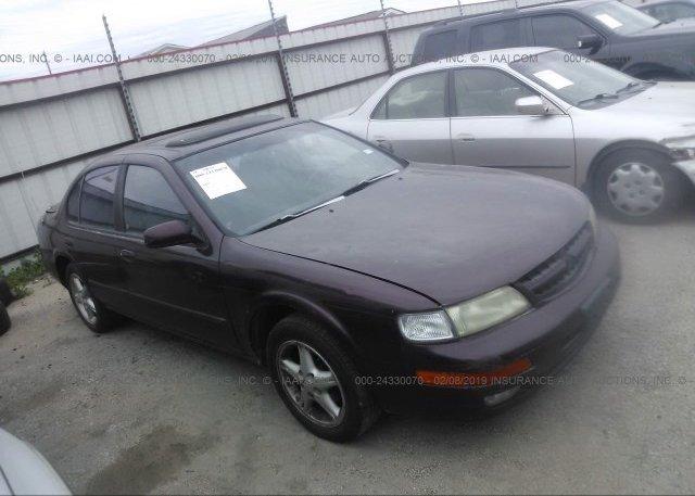 Inventory #903230774 1997 Nissan MAXIMA