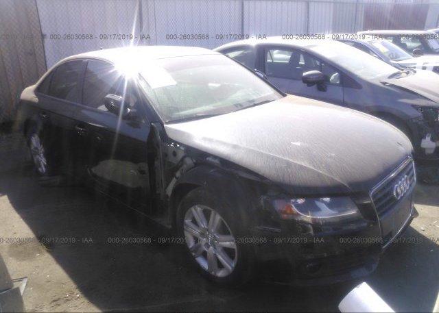 Inventory #599935258 2010 AUDI A4