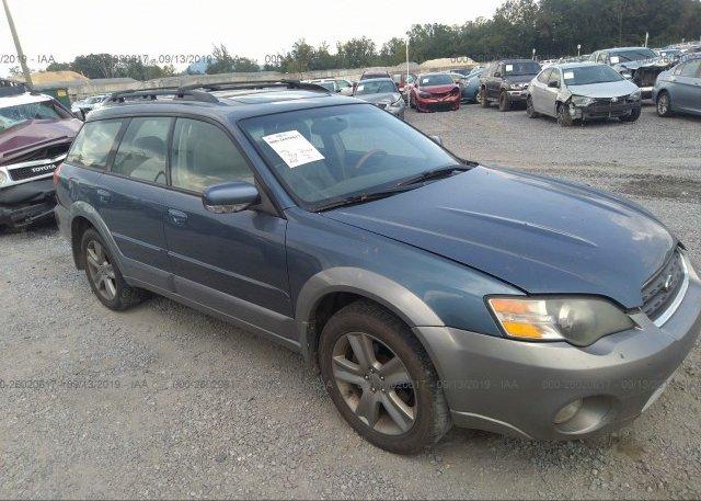 Inventory #949860785 2005 Subaru LEGACY