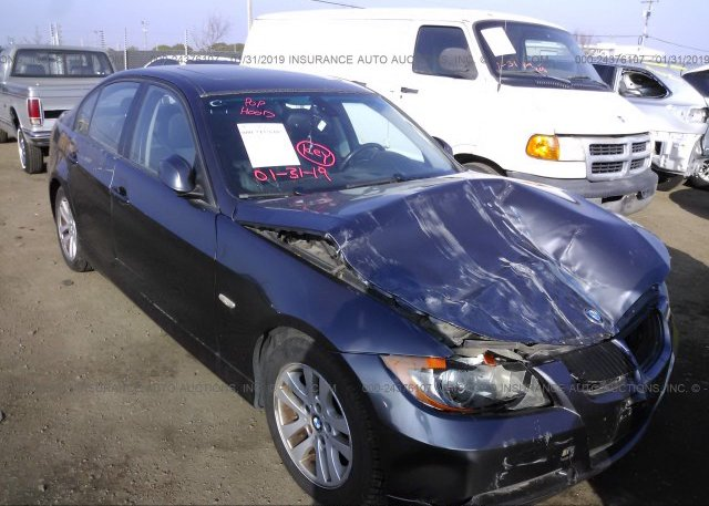 Inventory #480492603 2007 BMW 328