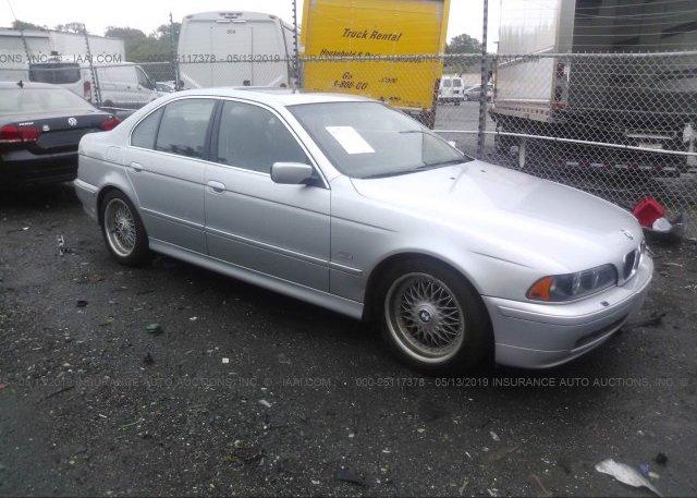 Inventory #683266933 2001 BMW 525
