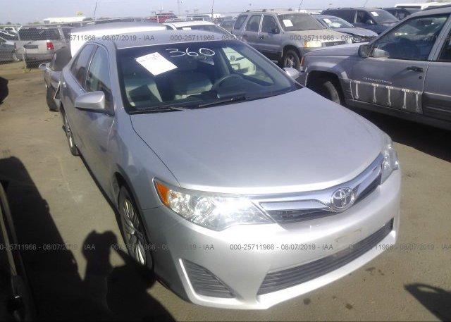 Inventory #993191135 2013 Toyota CAMRY
