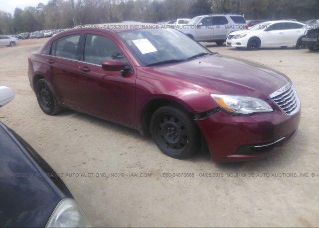 Inventory #639790294 2014 Chrysler 200