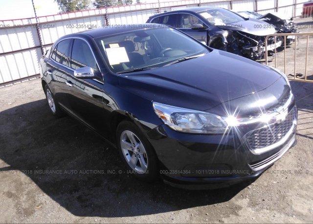 Inventory #514518332 2015 Chevrolet MALIBU