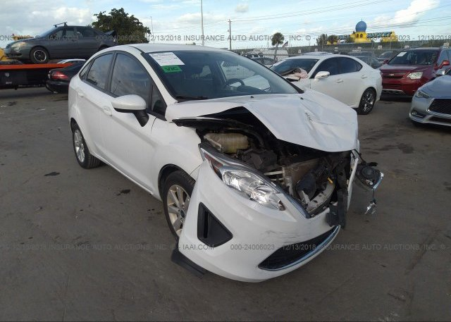 Inventory #409310198 2012 FORD FIESTA