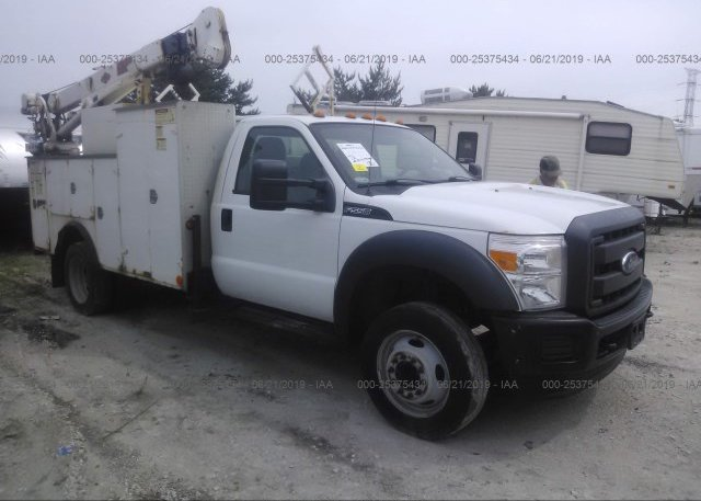 Inventory #847350048 2013 FORD F550