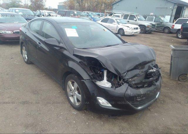 Inventory #626774659 2012 Hyundai ELANTRA
