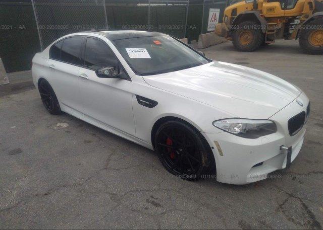 WBSFV9C51DC774097 2013 BMW M5