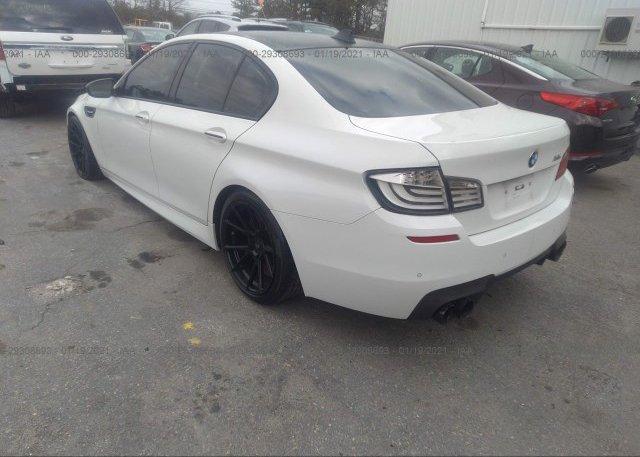 купить 2013 BMW M5 WBSFV9C51DC774097