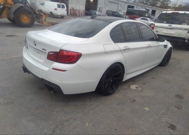 цена в сша 2013 BMW M5 WBSFV9C51DC774097