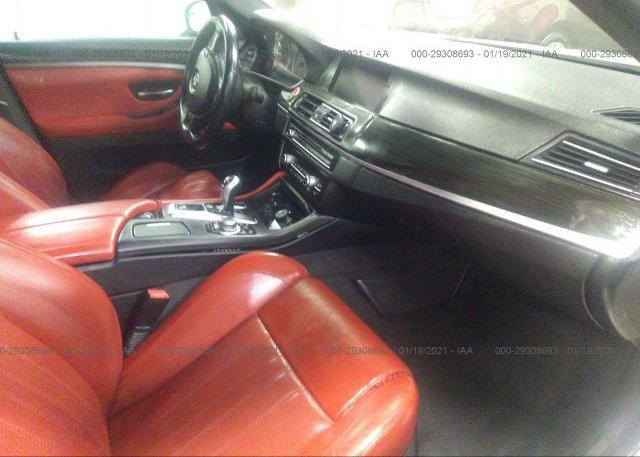 пригнать из сша 2013 BMW M5 WBSFV9C51DC774097