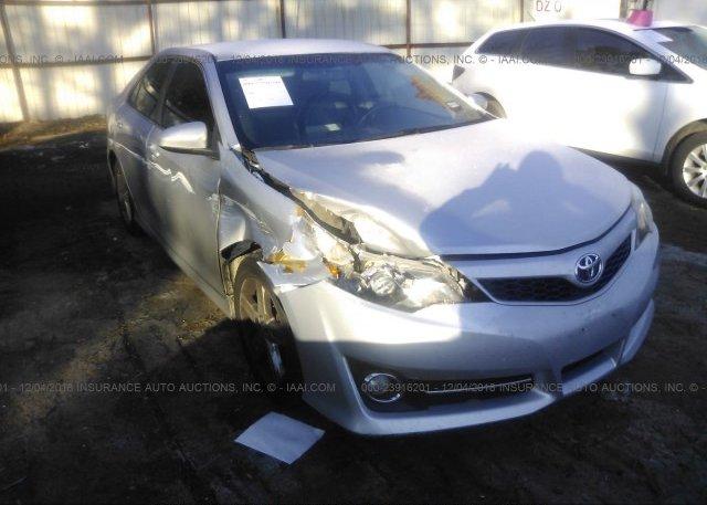 Inventory #427241159 2012 Toyota CAMRY