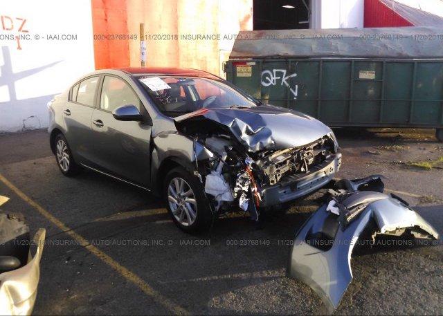 Inventory #257146874 2012 Mazda 3