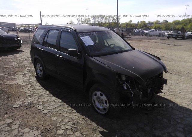 Inventory #623361794 2006 Honda CR-V