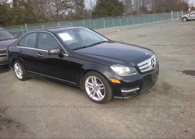 Inventory #371008224 2012 Mercedes-benz C