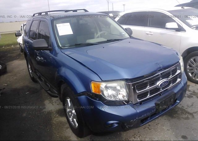 Inventory #200103031 2010 FORD ESCAPE