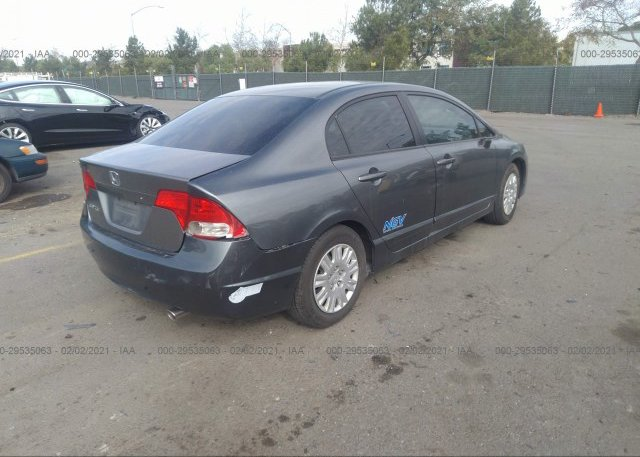 цена в сша 2011 HONDA CIVIC SDN 19XFA4F55BE000457