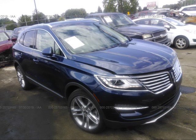 Inventory #236825280 2015 Lincoln MKC