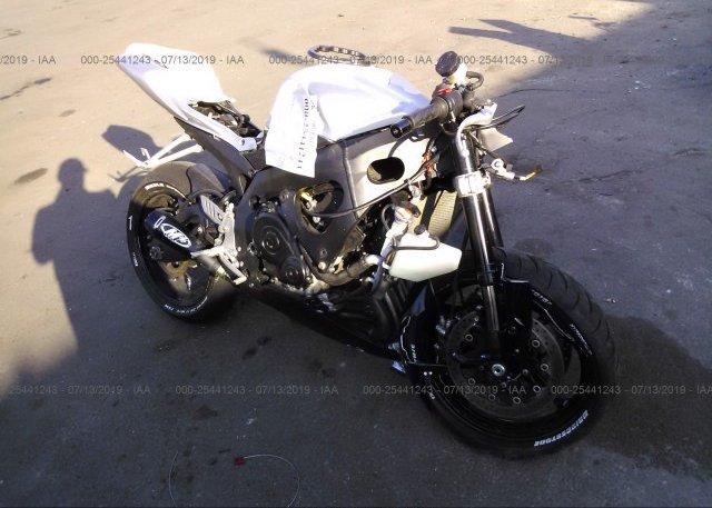 Inventory #796864628 2006 Suzuki GSX-R600