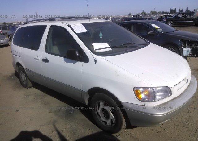Inventory #629692617 1999 Toyota SIENNA