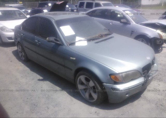 Inventory #529789091 2004 BMW 325
