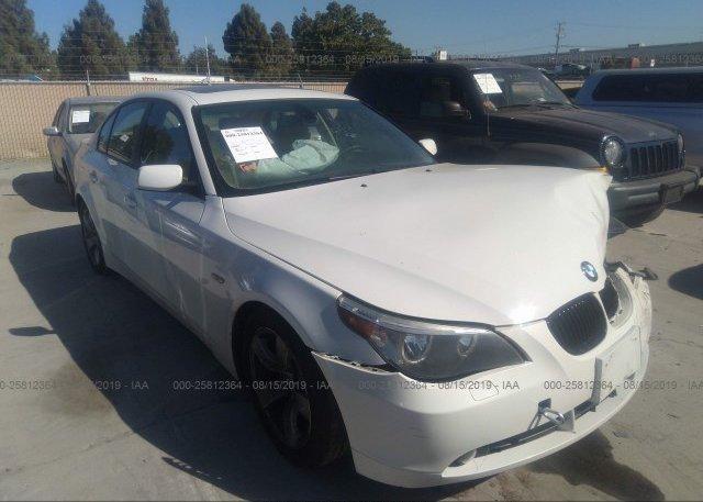 Inventory #675341457 2007 BMW 525