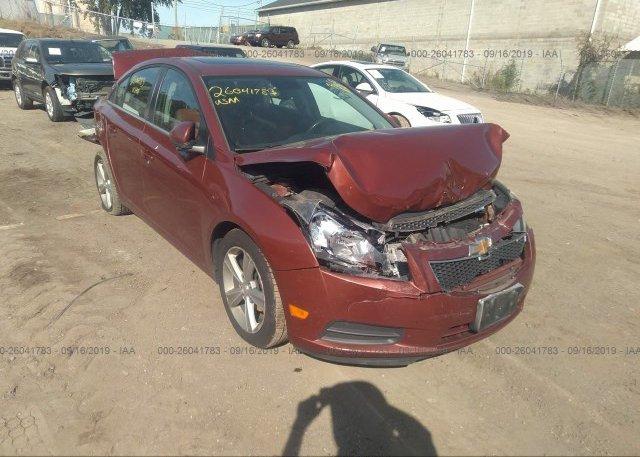 Inventory #739879418 2013 Chevrolet CRUZE
