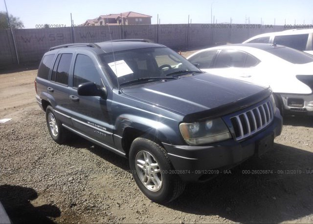 Inventory #949272853 2004 JEEP GRAND CHEROKEE