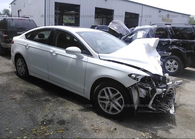 Inventory #421284623 2016 FORD FUSION
