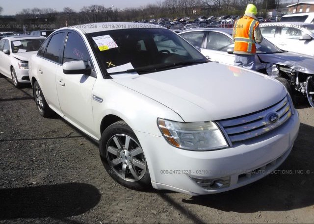 Inventory #347671941 2009 FORD TAURUS