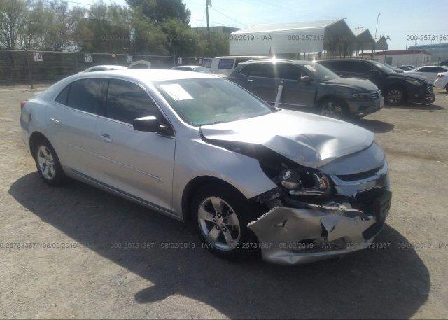 Inventory #810754423 2015 Chevrolet MALIBU