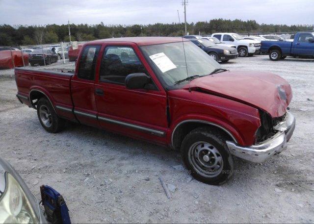Inventory #964042925 1999 Chevrolet S TRUCK
