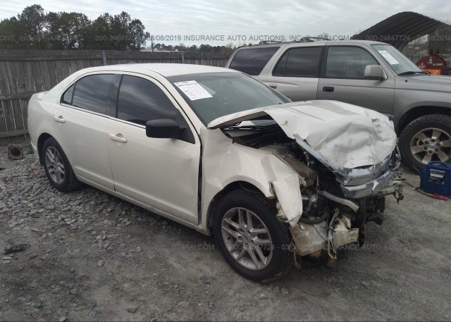 Inventory #280463987 2011 FORD FUSION