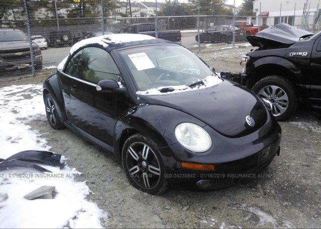 Inventory #705176167 2007 Volkswagen NEW BEETLE