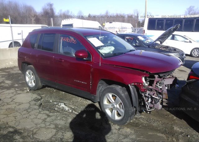 Inventory #966769592 2014 JEEP COMPASS