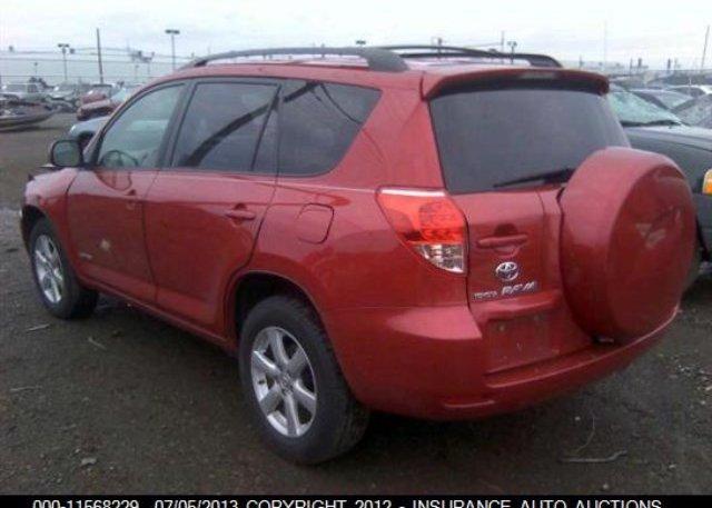 Bidding Ended On Jtmbk31v676012272 Salvage Toyota Rav4 Newgener