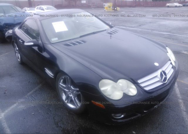 Inventory #884538955 2007 Mercedes-benz SL