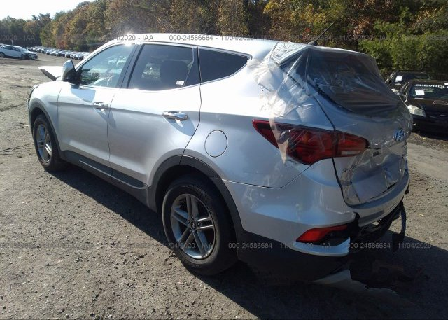 купить 2018 Hyundai SANTA FE SPORT 5XYZT3LB3JG561270