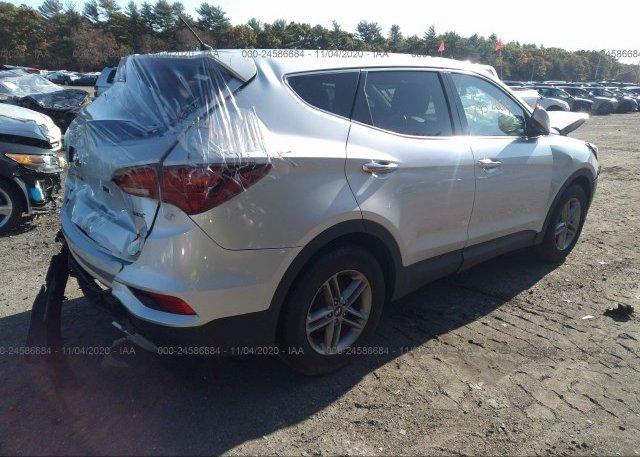 цена в сша 2018 Hyundai SANTA FE SPORT 5XYZT3LB3JG561270