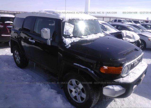 Inventory #475125842 2008 Toyota FJ CRUISER