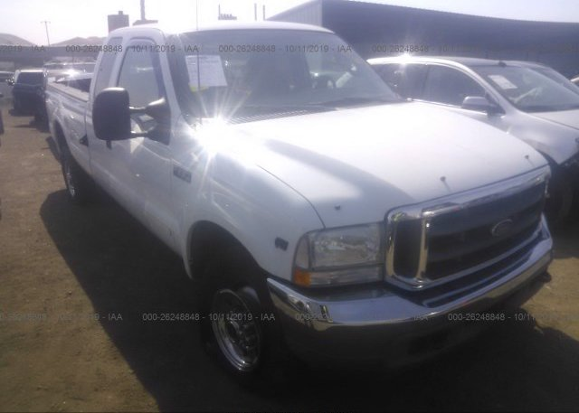 Inventory #605845306 2003 FORD F350